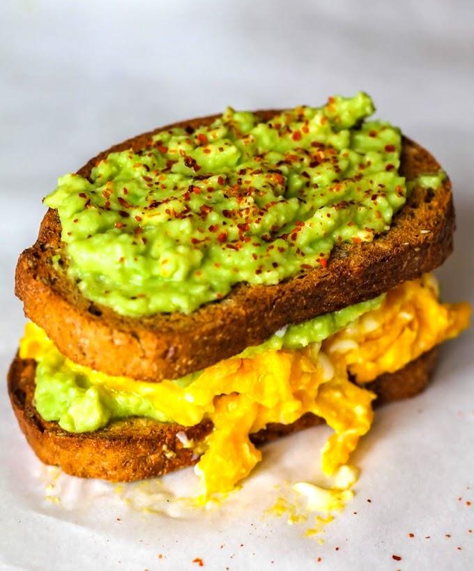 Avocado Toast Recipe | Breakfast Care