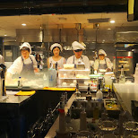 the quality kitchen at club Octagon in Seoul, Seoul Special City, South Korea