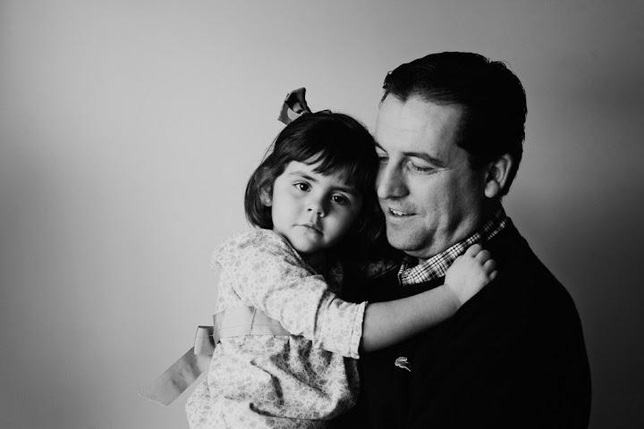 Alicia y Nacho, creciendo en fotos