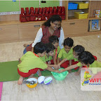 Lemonade Making Activity by Nursery Evening Section at Witty World, Chikoowadi (2017-18)
