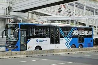 Ini Rute Busway Transjakarta