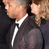 OIC - ENTSIMAGES.COM - Michael B. Jordan at the  Creed - UK film premiere at the Empire Leicester Sq London 12th January 2016 Photo Mobis Photos/OIC 0203 174 1069