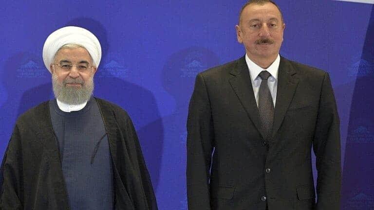 روحاني-لعلييف-إيران-مهتمة-بالسلام-المنطقة-وحدة-أراضي-دول-جوارها