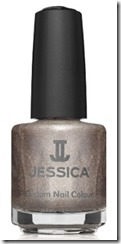 Jessica Champagne Bubbles Nail Polish