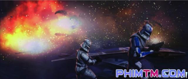 Xem Phim Chiến Tranh Giữa Các Vì Sao: Chiến Tranh Vô Tính - Star Wars: The Clone Wars - phimtm.com - Ảnh 4