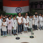 Independence Day Celebration (Pre-Primary) 15-8-2017