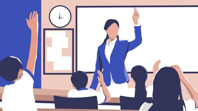 ஆசிரியர்கள் சுழற்சி முறையில் பள்ளிக்கு வர வேண்டும்