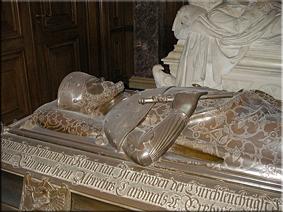 Berliner Dom - Sarcófago de Juan Cicero (1455-99) la tumba más antigua.