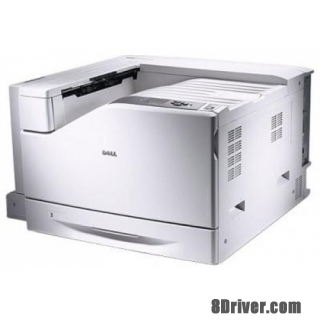 How to download Dell 7130cdn Printer driver and setup on Windows XP,7,8,10