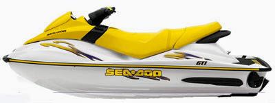 Sea-Doo GTI 2005