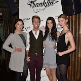OIC - ENTSIMAGES.COM - Adam Gibbs at the  Franklin Lake - single launch party in London 1st March 2016 Photo Mobis Photos/OIC 0203 174 1069
