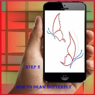 How To Draw a Butterfly - náhled