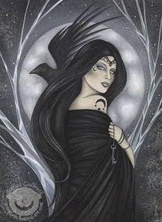 Nyx Goddess Of The Night, Gods And Goddesses 7