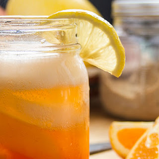 Recipe for Orange Cream Soda Concentrate.