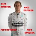 nico rosberg  mercedes driver f1 2016