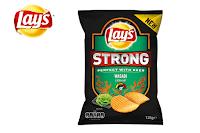 Angebot für Lay's Strong Wasabi 125g im Supermarkt