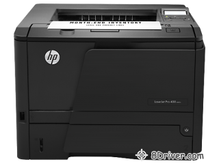 Driver HP LaserJet 400 MFP M425 Printer – Download and install steps