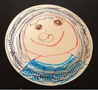 paper plate craft Genesis 1:27