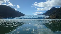 Glacier San Rafael.