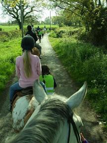 Horse Riding May 09