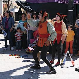 Mercado Medieval en Montijo