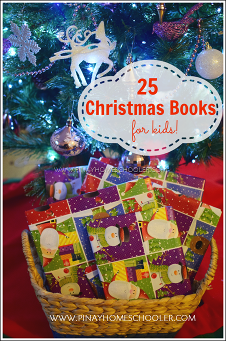 25ChristmasBooks