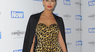 Ferne McCann lets go of anger for Arthur Collins