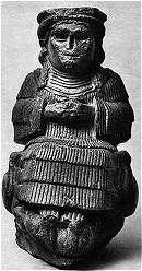 Goddess Bau Image