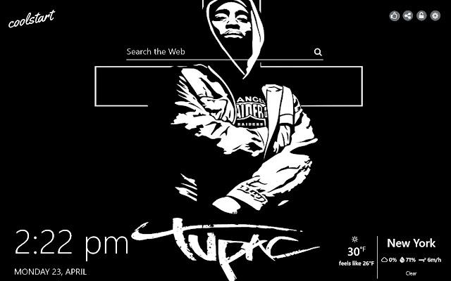 2pac HD Wallpapers Tupac Hip Hop Music Theme