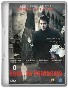 O Escritor Fantasma – DVDRip AVI   Dual Áudio