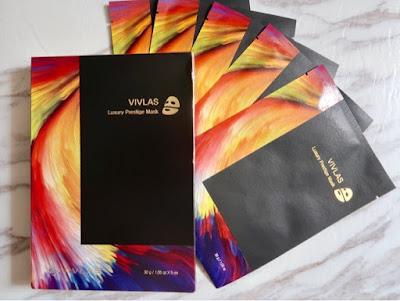 [護膚] 新品率先試 ❤ 韓國VIVLAS 茶秘奢華水潤面膜 Multi-Care Premium Mask Pack .. ...
