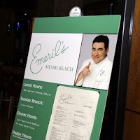 """Quickie Networker"" at Emeril's"