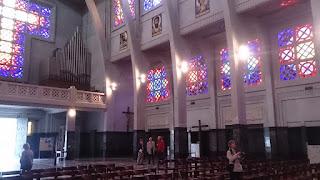 Visite de notre église Saint-Jean-Baptiste à Bruxelles Molenbeek-Saint-Jean mardi 28 juillet 2015 (2)