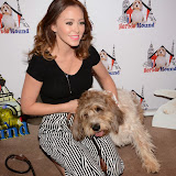 OIC - ENTSIMAGES.COM - Natasha Hamilton and Herbie Hound at the Herbie Hound VIP TV launch in London 16th April 2015  Photo Mobis Photos/OIC 0203 174 1069