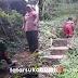 Kisah Inspiratif, Bocah SD Merangkak 3 KM Untuk Bisa Sekolah