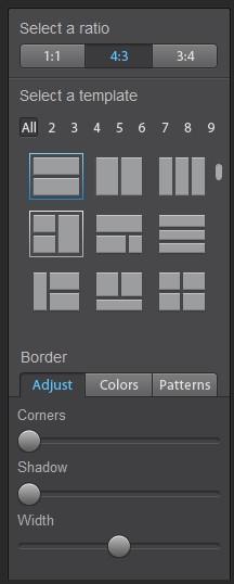 Hình 4 - Hướng dẫn cách sử dụng phần mềm ghép ảnh Fotor