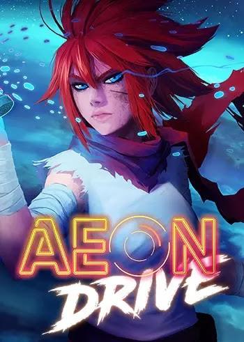 تحميل لعبة Aeon Drive للكمبيوتر