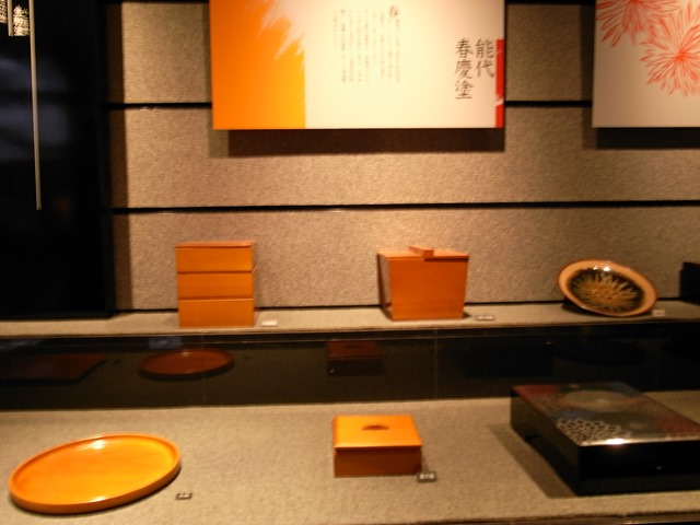 秋田ふるさと村伝統工芸品