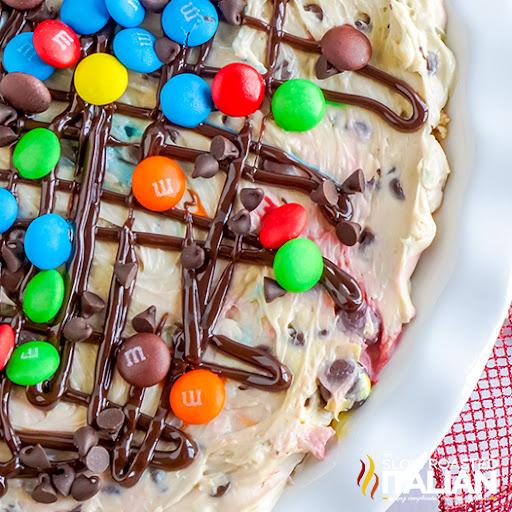 Monster Cheesecake Recipe (No Bake)