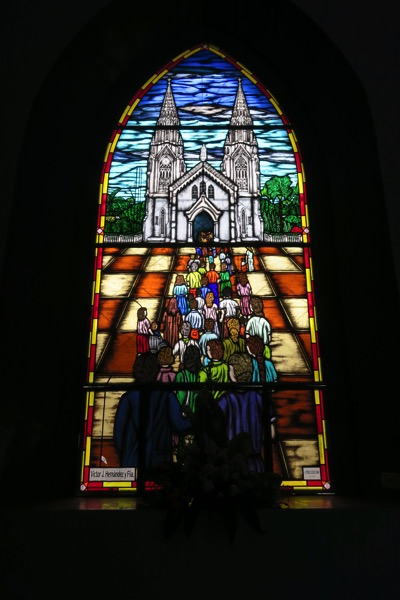 Shrine Stained Glass 005
