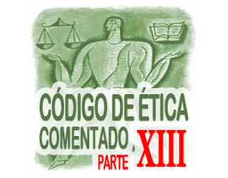 Código de Ética do Médico Veterinário comentado (parte 13)