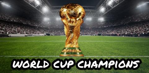 juara piala dunia