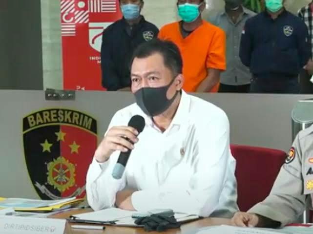Pemilik Grabtoko.com Ditangkap, Kerugian Tembus Rp 17 M