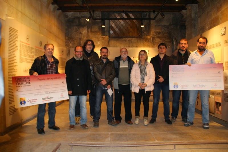 Entrega Premis 1r Concurs Fotografia Castellera Diada Sant Miquel  13-11-14 - IMG_6714.JPG