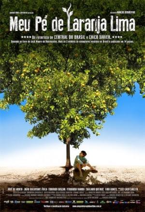 Filme Poster Meu Pé de Laranja Lima DVDRip XviD & RMVB Nacional