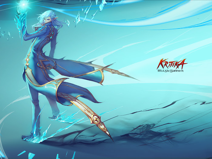 Hình nền ấn tượng của Kritika Online - Ảnh 3