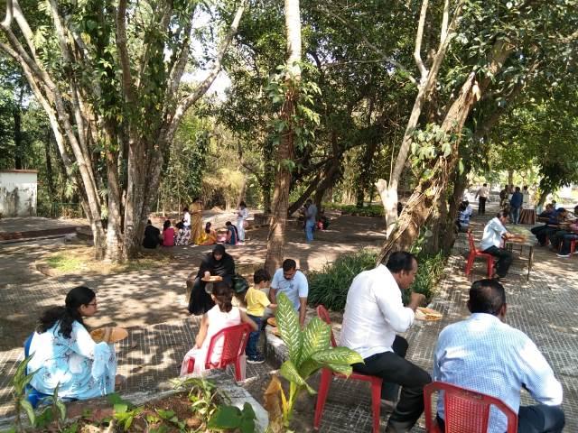 Police Family in Pilikula   ಪಿಲಿಕುಳದಲ್ಲಿ ಖಾಕಿ ಕಲರವ: ಕುಟುಂಬದ ಜೊತೆ ಪೊಲೀಸರು ಫುಲ್ ಖುಷ್