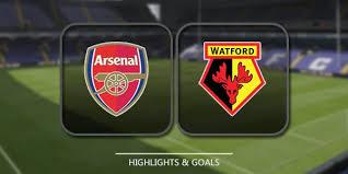 Arsenal vs Watford Match Highlight