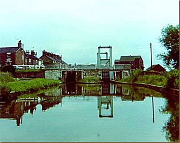 Thurlwood Steel Lock