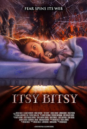 Poster Of Itsy Bitsy In Hindi Dubbed 300MB Compressed Small Size Pc Movie Free Download Only At worldfree4u.com